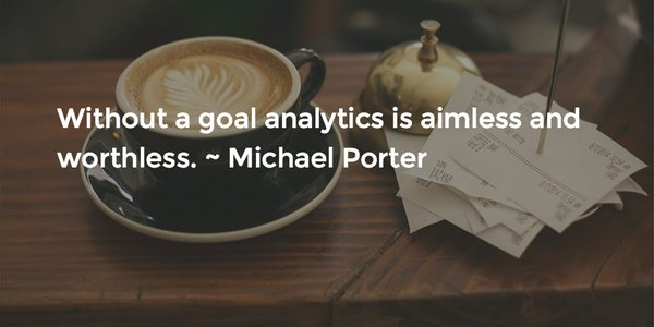 Goal-in-analytics